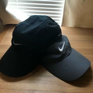 Nike one size strap hats